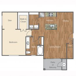 Bell Austin Southwest The Joplin Floor Plan
