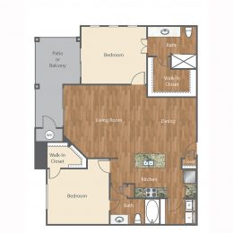 Bell Austin Southwest The Morrison Floor Plan